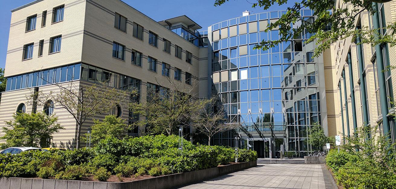 Klinikbild ZAR Frankfurt