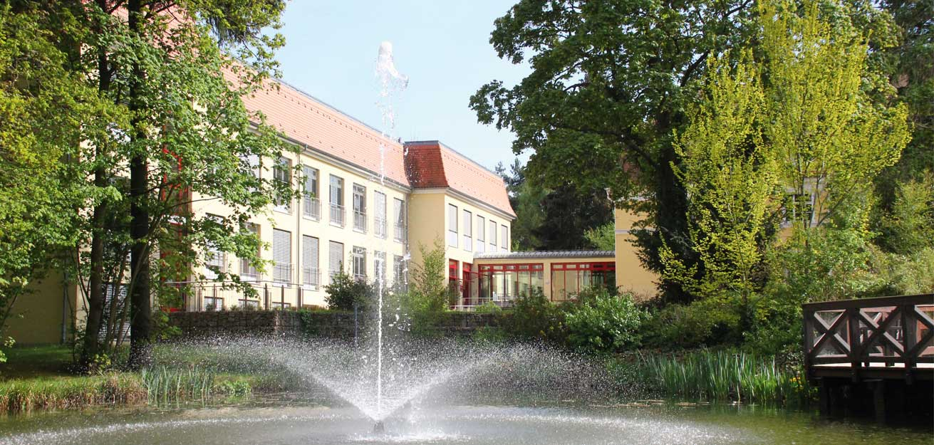 Klinik für Rehabilitation des Orthopädischen Zentrum Martin-Ulbrich-Haus