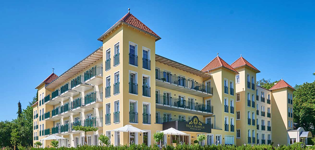 Villa Aurelia Premium Reha