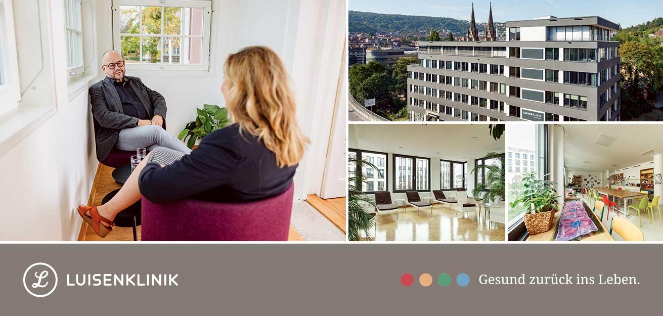 Klinikbild Luisenklinik Stuttgart